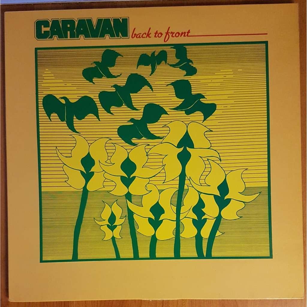 CARAVAN back to front