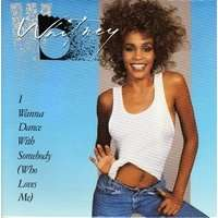 HOUSTON WHITNEY i wanna dance with somebody ( who loves me ) / moment of truth