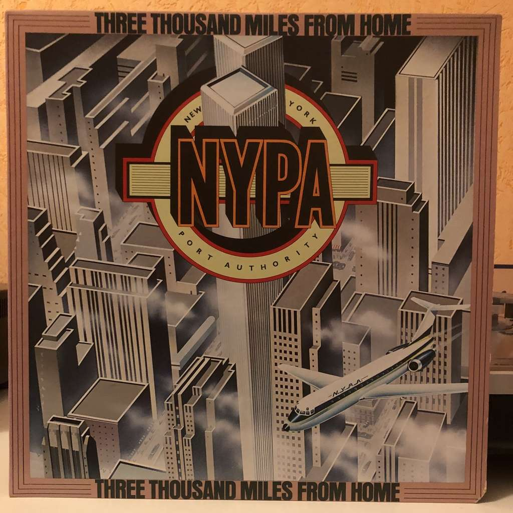 Nypa Three thousand miles from home