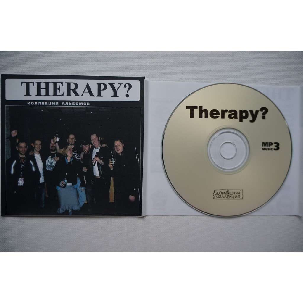 Therapy? MP3 Home Collection