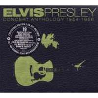 elvis presley 001 CD digipack concert anthology 25 live 1954 / 1956
