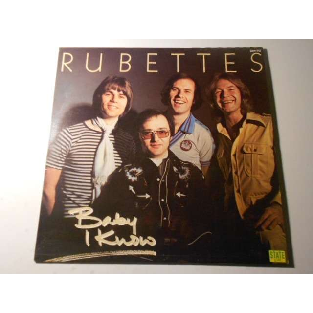 rubettes baby i know