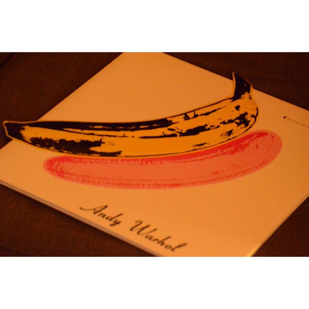 Velvet Underground And Nico Andy Warhol