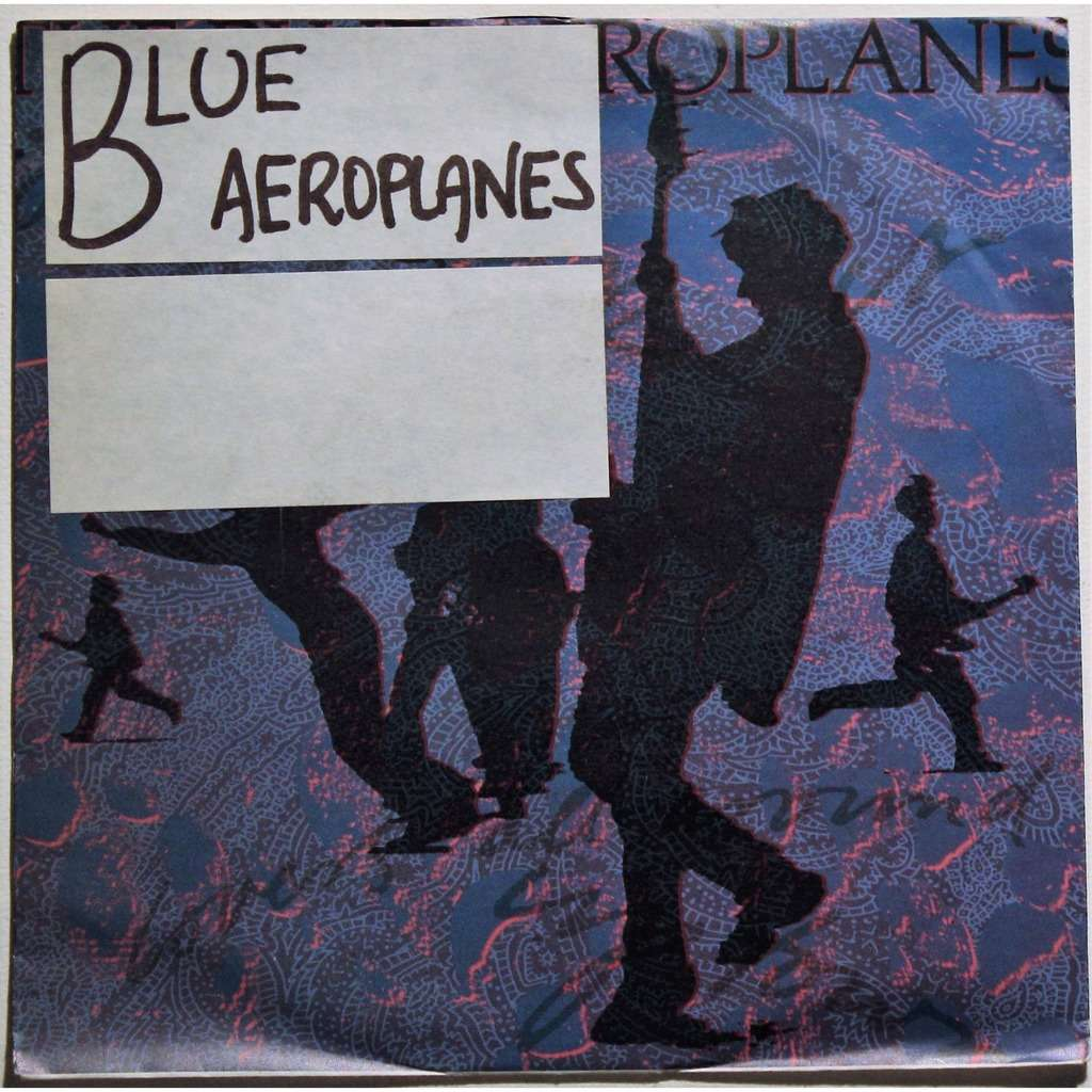 The Blue aeroplanes ...And stones