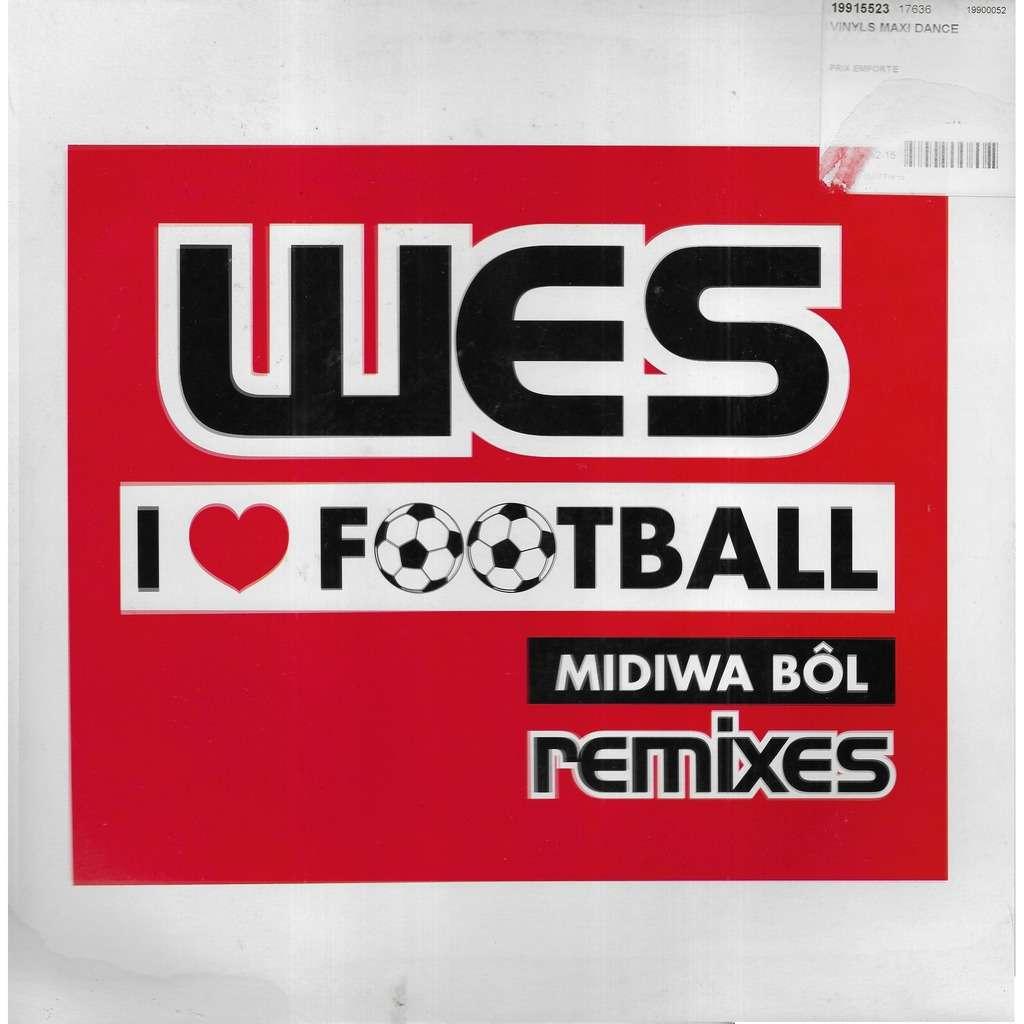 WES Midiwa Bôl (I love football)