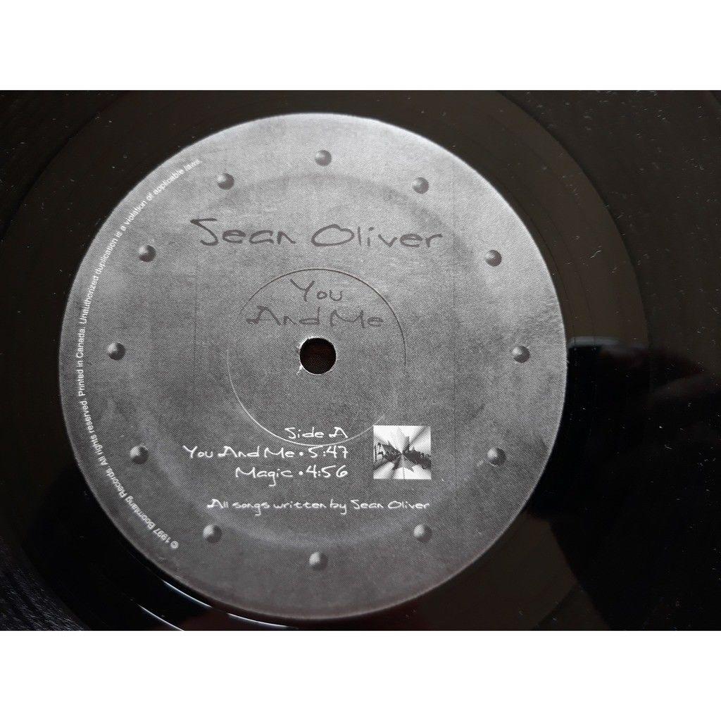 Sean Oliver (2) - You And Me (12, EP) Sean Oliver (2) - You And Me (12, EP)