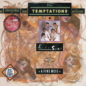 The Temptations Lady Soul / A Fine Mess / Papa Was A Rollin' Stone
