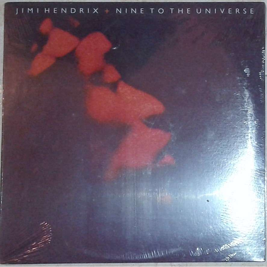 Jimi Hendrix Nine To The Universe (USA 1980 original 5-trk LP on Reprise lbl full ps - SEALED COPY!!)