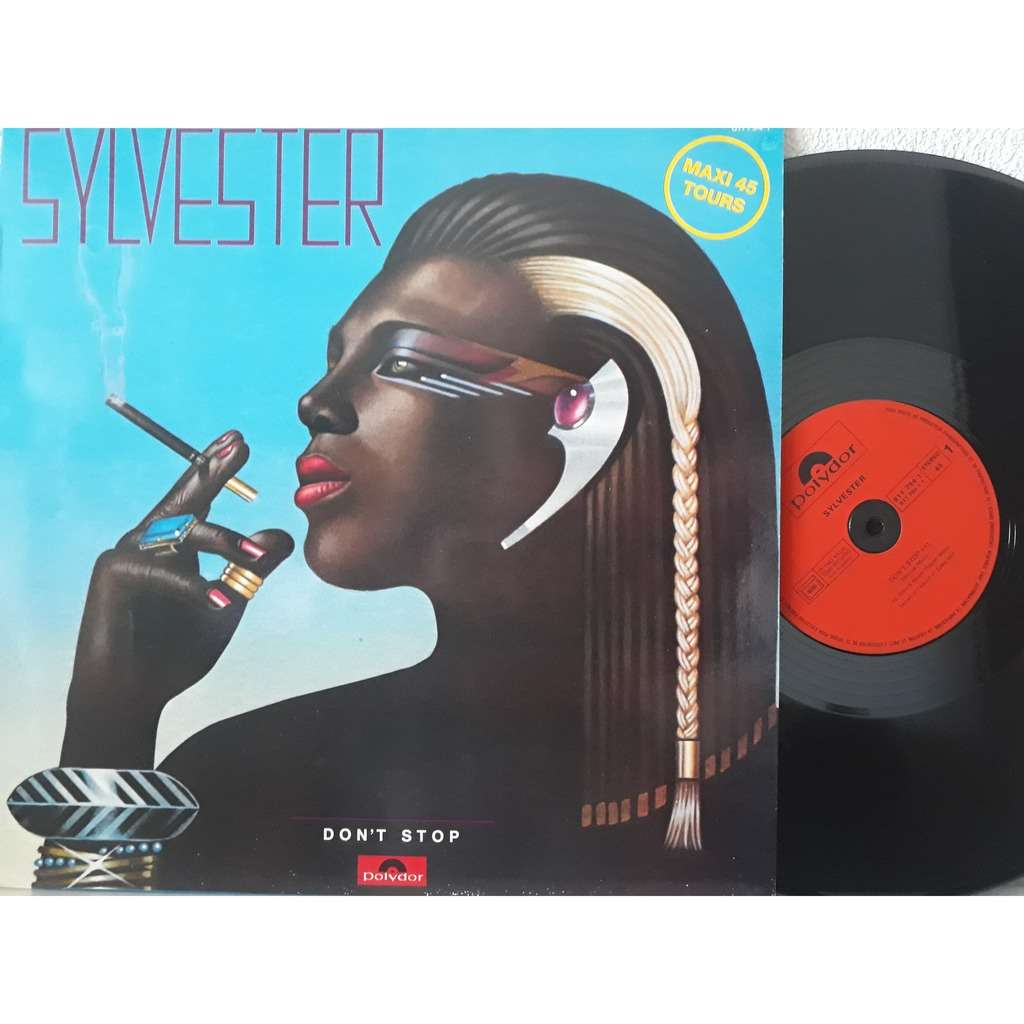 sylvester don't stop / tell me