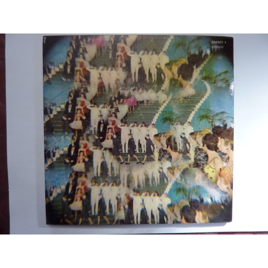 Beatles Magical Mystery Tour (UK 1967 6-trk 7 double pack gatefold ps & booklet)