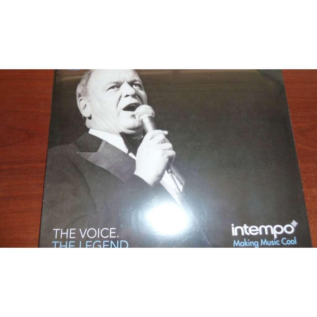 Frank Sinatra Sinatra. The Voice. The Legend.