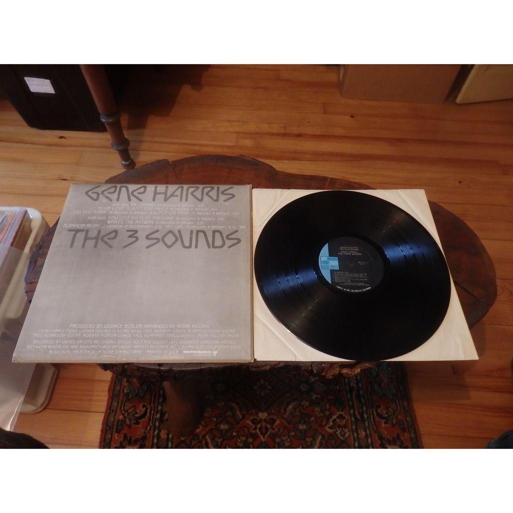 GENE HARRIS THE 3 SOUNDS