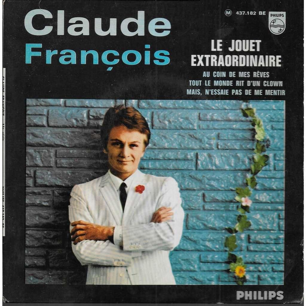 Claude FRANÇOIS 11e série: Le jouet extraordinaire
