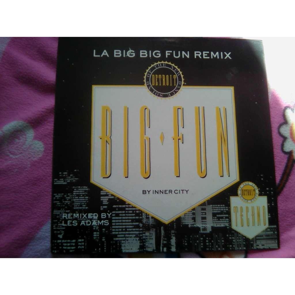 Inner City - Big Fun (LA Big Big Fun Remix) Inner City - Big Fun (LA Big Big Fun Remix)
