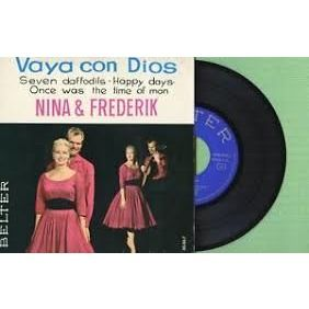 Nina & Frederik vaya con dios / seven daffodils / happy days / once was the time of man