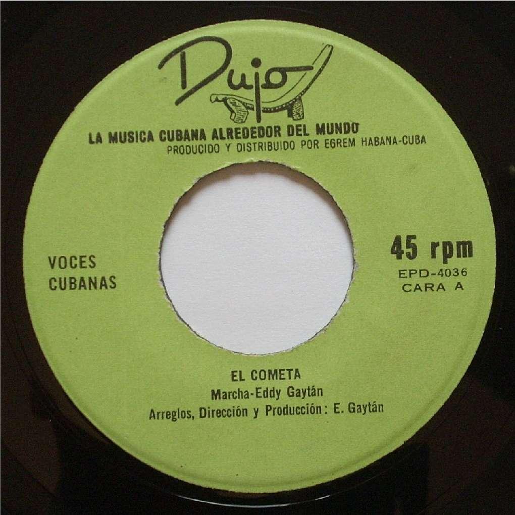various voces cubanas