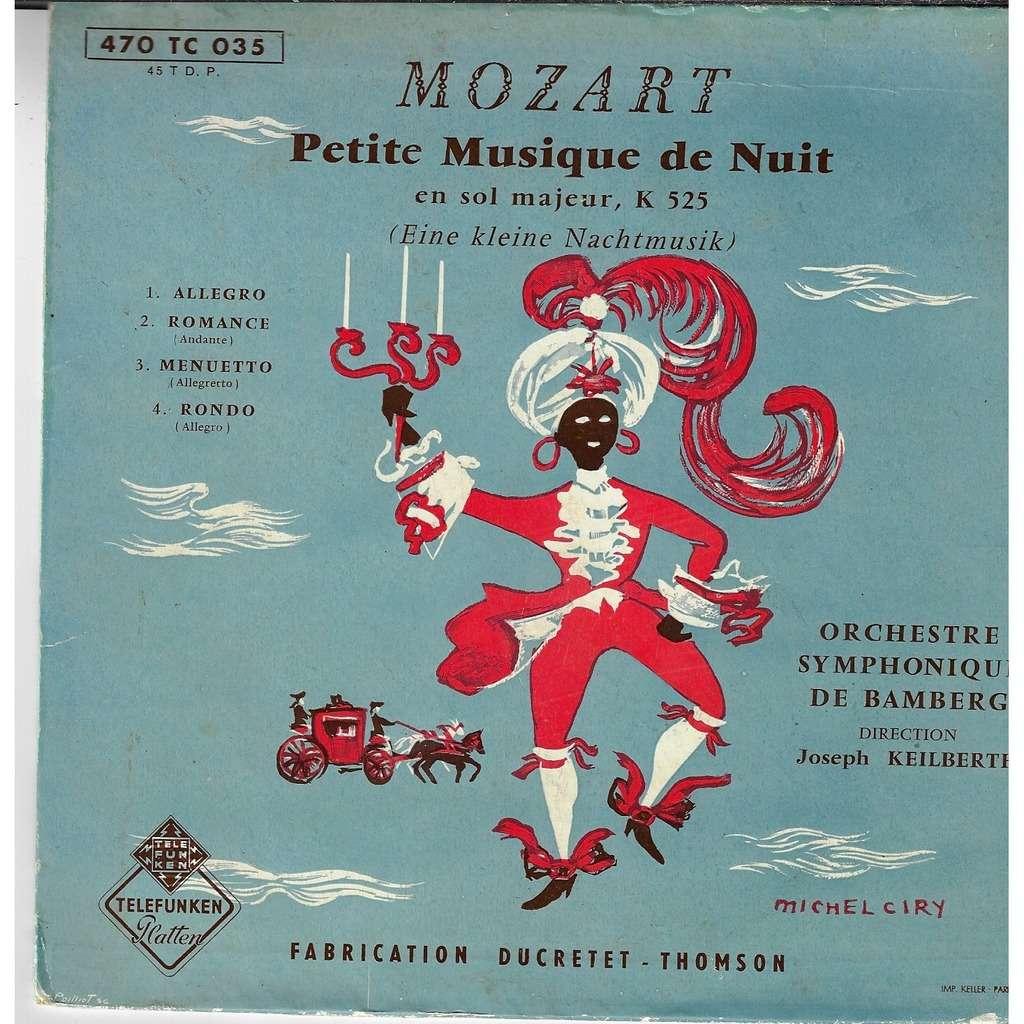 joseph keilberth Mozart petite musique de nuit en sol majeur
