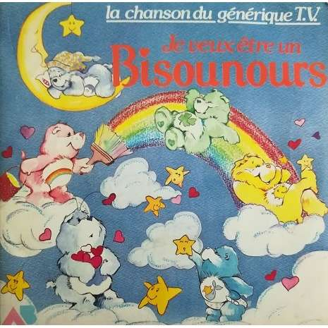 BISOUNOURS Les : Je veux être un Bisounours _BO_TV_J.F.Porry/G.Salesses