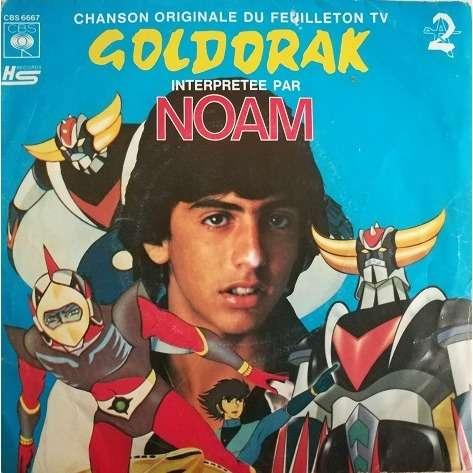 GOLDORAK Goldorak _BO_TV_Noam