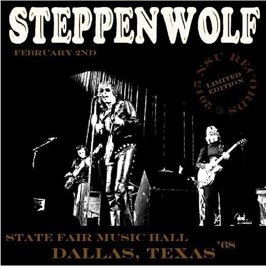 steppenwolf LIVE IN PROVIDENCE, RHODE ISLAND 1974 NOVEMBER 18th LTD CD