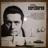 VERCHUREN André LE CHEMIN DU BONHEUR - Les fanas du musette - La sérénade de Schubert - Le tango a toujours 20 ans -