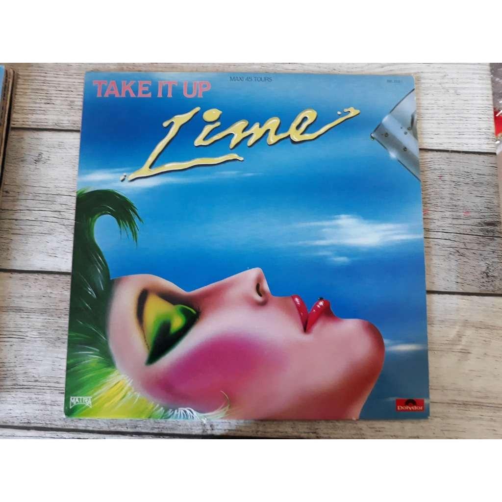 Lime (2) Take It Up