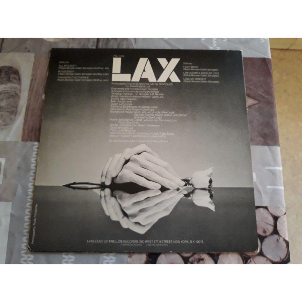 L.A.X. All My Love