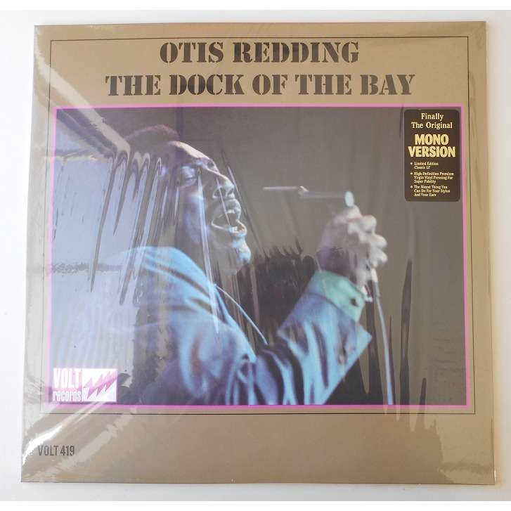 otis redding the dock of the bay (mono)