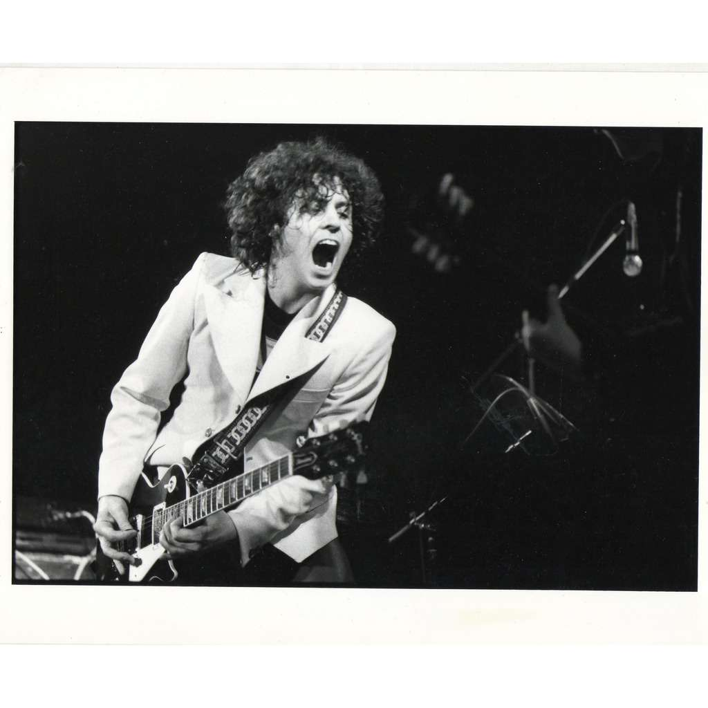t.rex Marc Bolan #5 (Usa 70s original 'London Features' promo photo by Paul Canty !!)