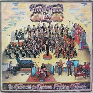 Procol Harum Live- In concert with the Edmonton Symphony Orchestra