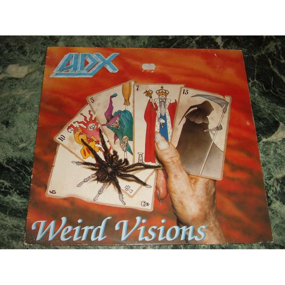 ADX Weird Visions