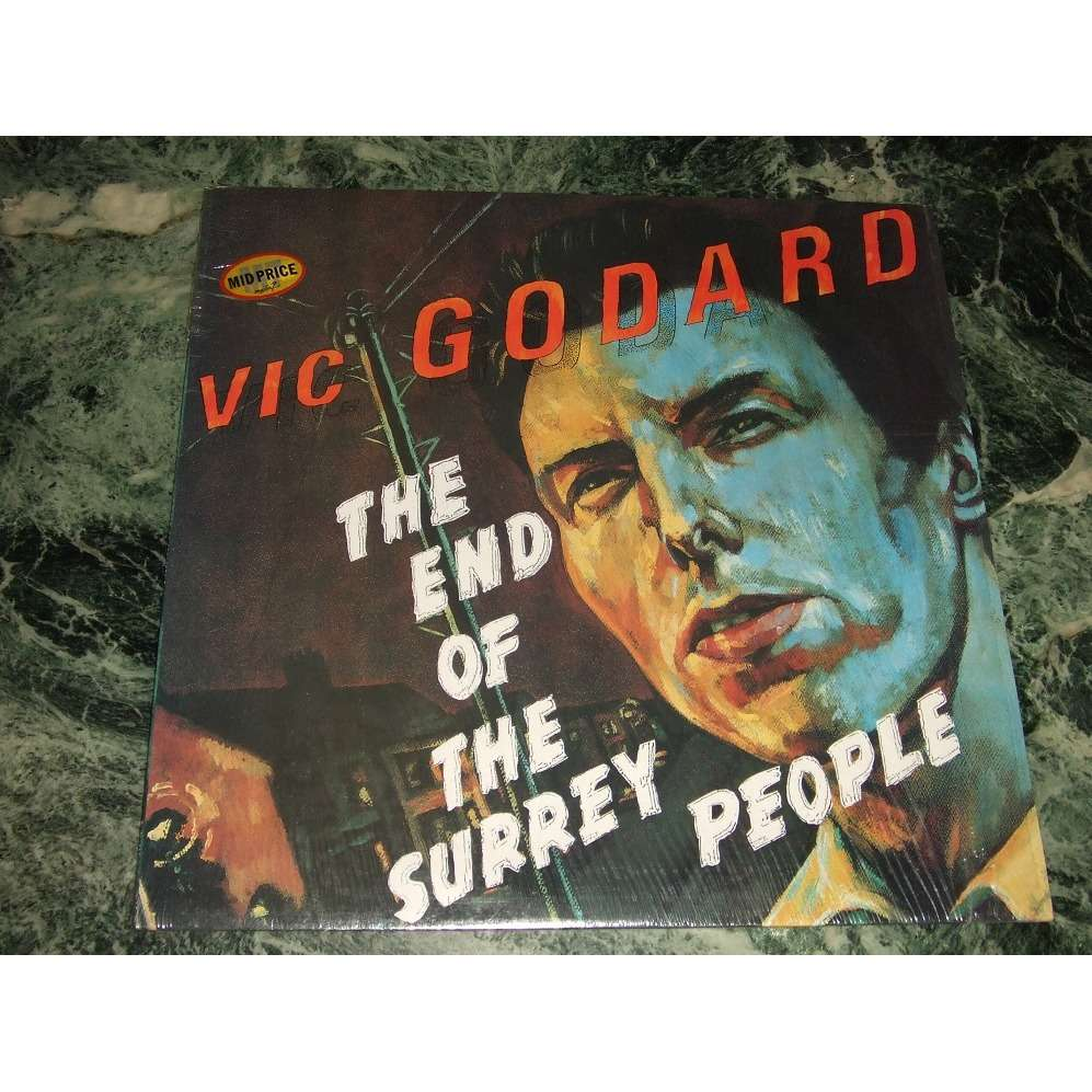 Vic Godard The End Of The Surrey People