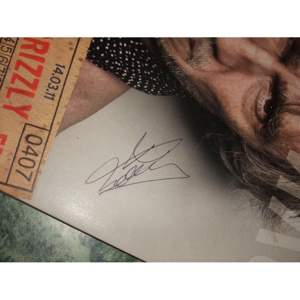 Louis Bertignac Grizzly (Ça c'est vraiment moi!) - pochette Dédicacé