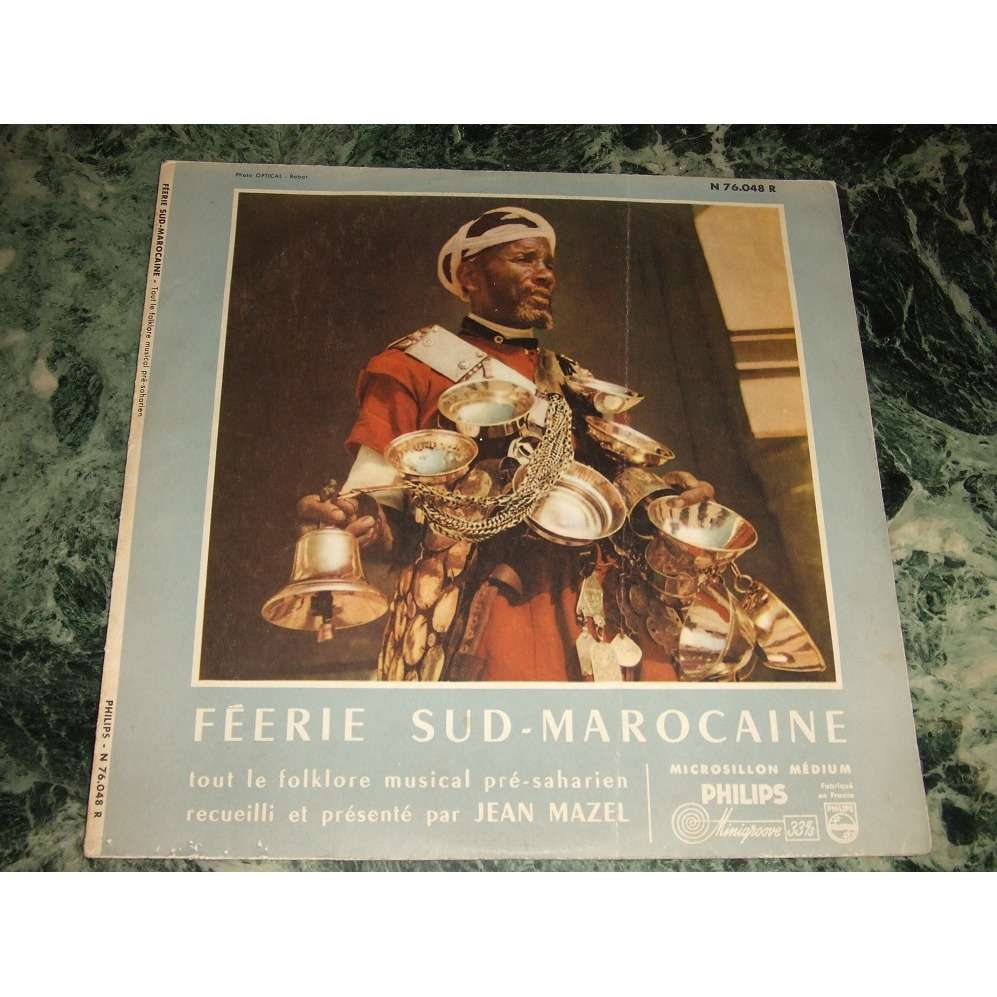 Various / Jean Mazel Féerie Sud-Marocaine