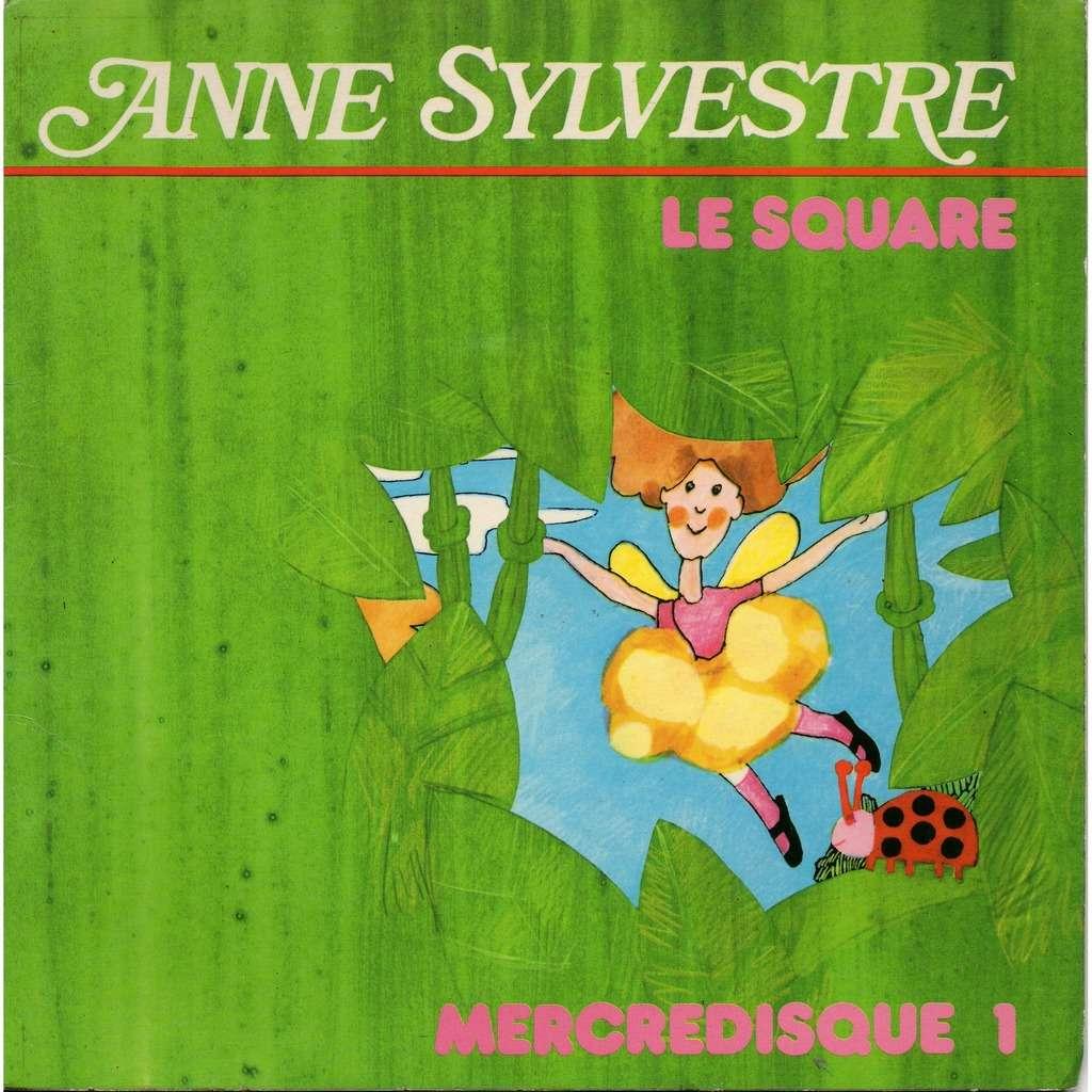 anne sylvestre le square