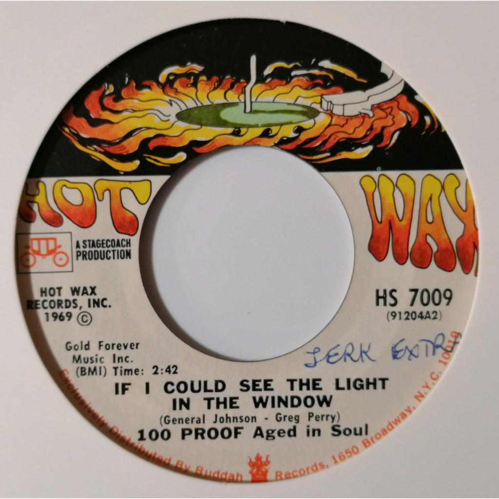 100 Proof Aged In Soul If I Could See The Light In The Window (soul/funk)