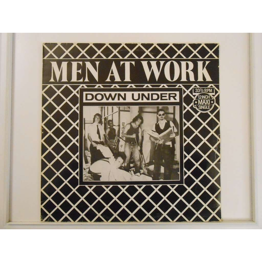 men at work down under