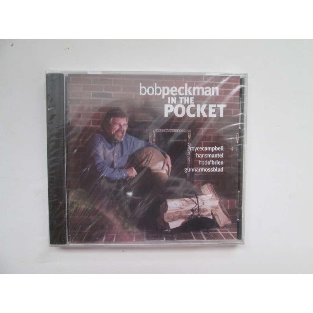 bob peckman in the pocket