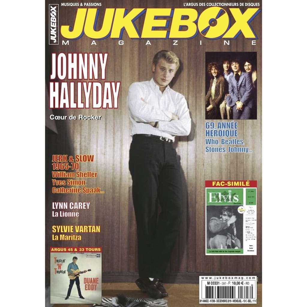 N°397 (JANVIER 2020) JOHNNY HALLYDAY