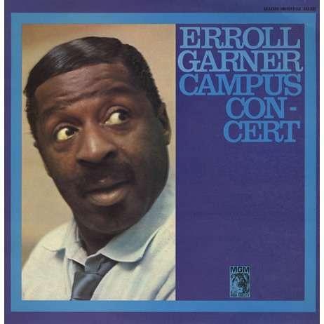 Erroll Garner Campus concert