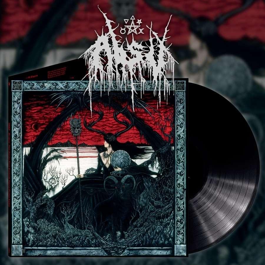 ABSU Barathrum: V.I.T.R.I.O.L. Black Vinyl