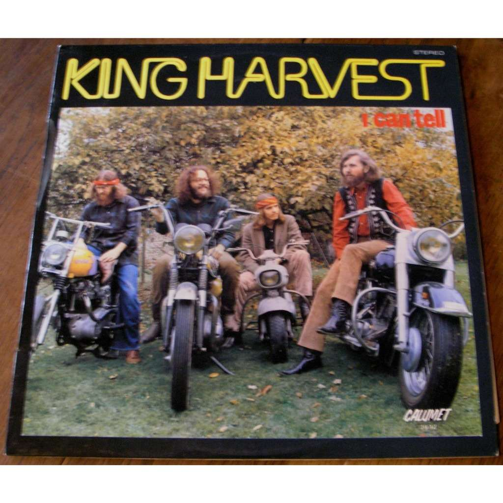 king harvest i can tell