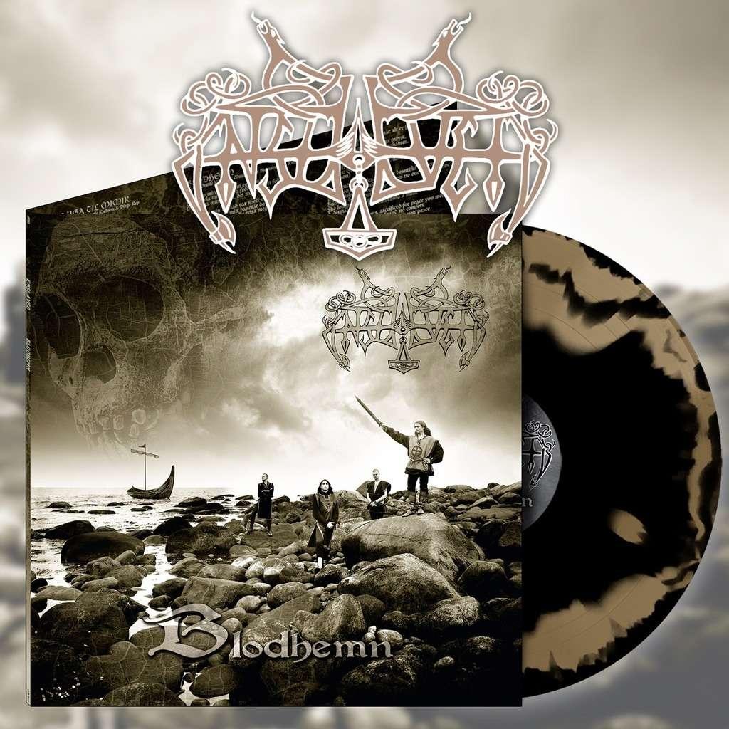 ENSLAVED Blodhemn. Swirl Vinyl