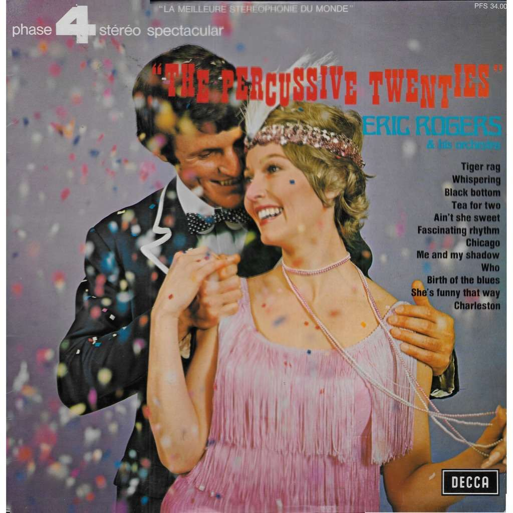 Eric ROGERS & his orchestra The Percussive Twenties