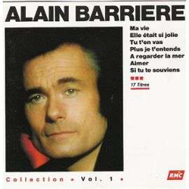 ALAIN BARRIERE COLLECTION VOL.1.