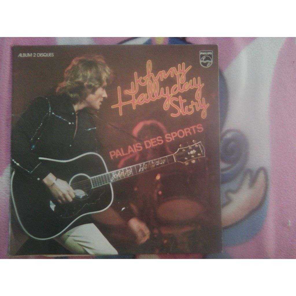 Johnny Hallyday - Johnny Hallyday Story (Palais D Johnny Hallyday - Johnny Hallyday Story (Palais Des Sports)
