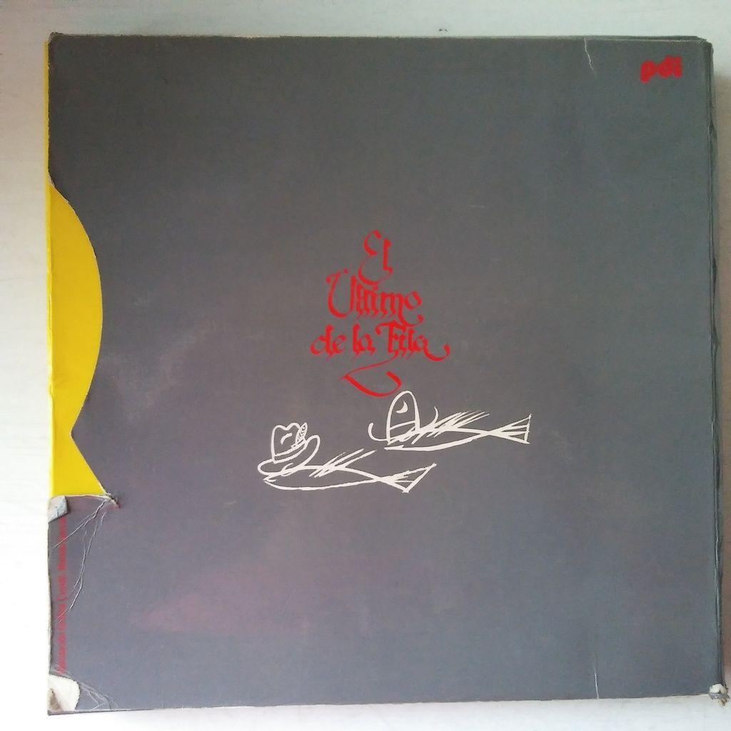 El Último De La Fila Singles 1985-1988
