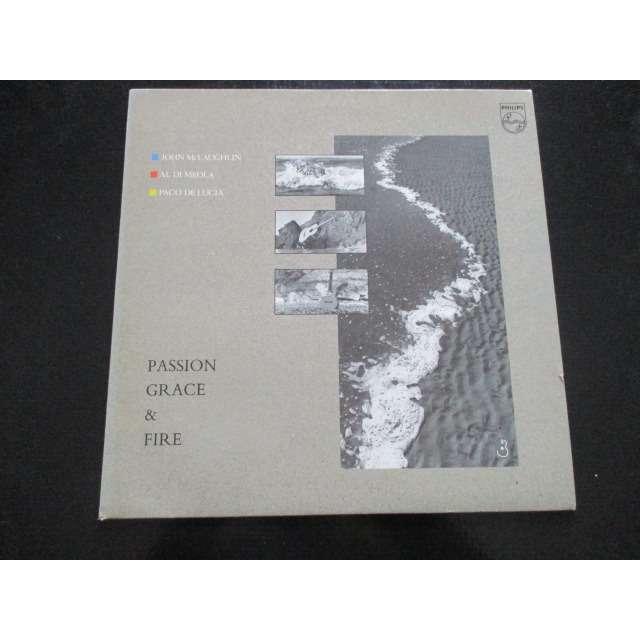 John McLaughlin - Al Di Meola - Paco De Lucía Passion, Grace & Fire