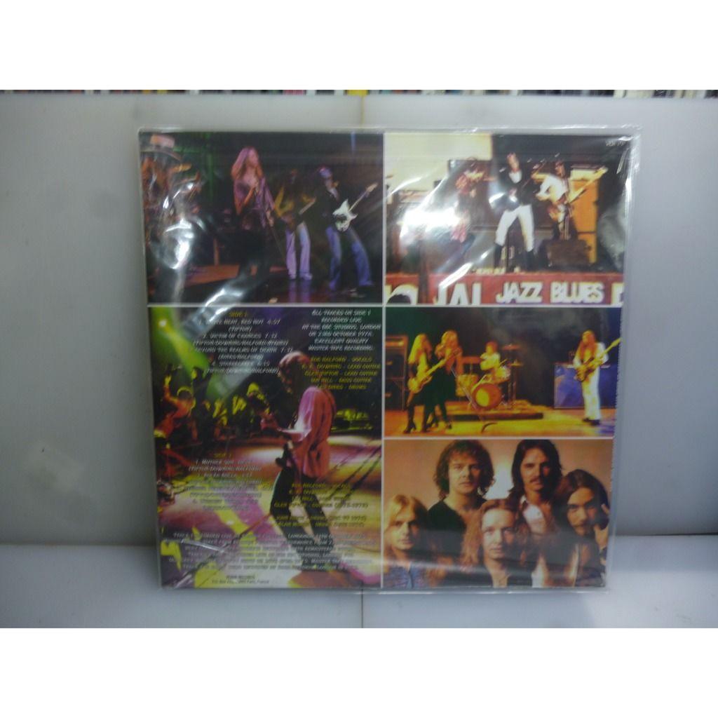 Judas Priest Mother Sun. A Collection Of Rare Live And Studio Recordings 1973-1978. EU 2019 Vinyl LP.