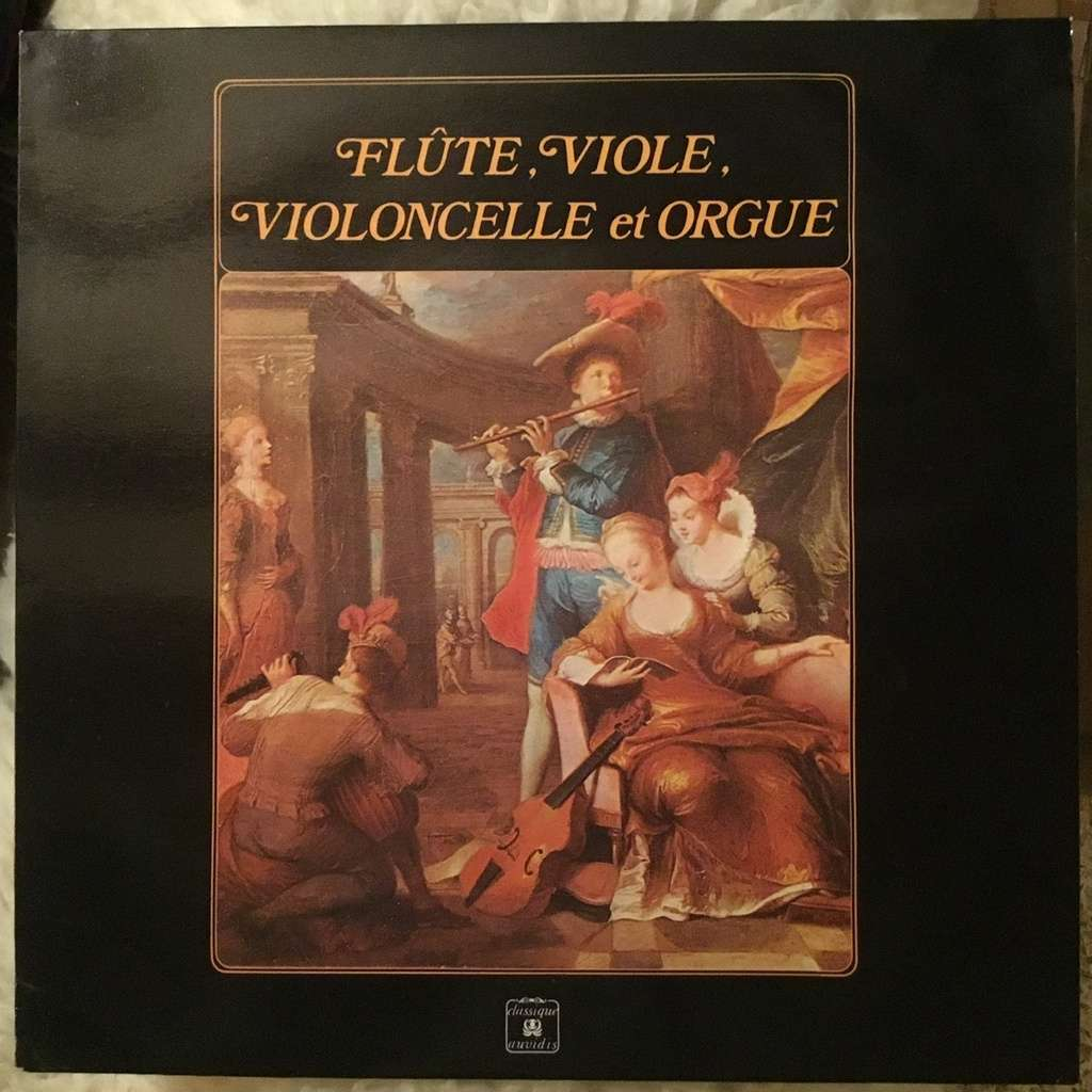 TRIO BAROQUE DE MUNICH Flute, Viole, Violoncelle et Orgue